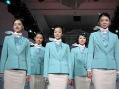The new <b>uniform</b> signifies the first <b>uniform</b> change for Korean <b>Air</b> ...