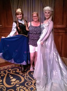 Excellent tips on how to make sure you get a Fastpass+ to meet Anna and Elsa. It isn't as easy as you might think. This is a must read!