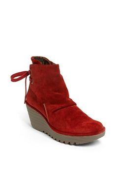 Fly London 'Yama' Bootie I'm in love with these....