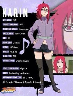 I'm a gemini too Naruto Kakashi, Naruto Funny, Naruto Girls, Gaara, Karin Naruto, Karin Uzumaki, Boruto, Naruto Images, Naruto Pictures