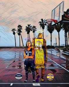 High quality Kobe Bryant inspired T-Shirts by independent artists and designers from around the world. Kobe Bryant Family, Kobe Bryant 24, Maya, Famous Baseball Players, Mvp Basketball, Lebron James, Kobe Lebron, Kobe Bryant Pictures, Vanessa Bryant