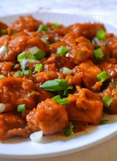 Tasty Appetite: Chicken Manchurian / Indo - Chinese dish