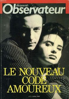 Beatrice Dalle and Jean-Hugues Anglade, the stars of Beineix's Betty Blue.