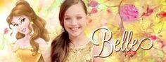 Maddie as Belle