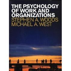 From the challenges of sustainability to disruptive technology, work environments face unprecedented change and this textbook provides an introduction to how psychology and the world of work interact. The authors combine the latest research with global perspectives to leave students with an understanding of work psychology. Three key themes of ethics and social responsibility, globalization and cross-cultural issues, and environment and sustainability are threaded.  Cote	: 9-4811 WOO