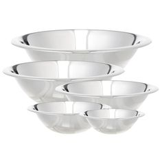 Found it at AllModern - 5 Piece Stainless Steel Mixing Bowl Set http://www.allmodern.com/deals-and-design-ideas/p/The-Breakfast-Club-5-Piece-Stainless-Steel-Mixing-Bowl-Set~KPO1028~E16982.html?refid=SBP.rBAZEVRT0DS3nkNw98flApHo-UbSqkLej8h7pajUQL0