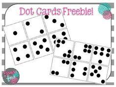 Dot Cards {freebie}