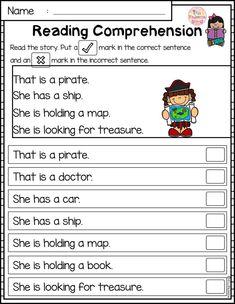 June Reading Comprehension Passages by Miss Faleena First Grade Worksheets, Free Kindergarten Worksheets, Phonics Worksheets, Vocabulary Activities, Kindergarten Literacy, English Language Learning, Spanish Language, French Language, Learning Spanish