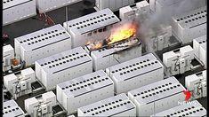 Melbourne, Renewable Energy Companies, Big Battery, Energy Storage, Australia, Fire, News, Fire Dept, Renewable Energy