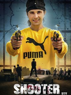 Shooter is a 2020 Punjabi action movie directed by Tru Makers. The film stars Jayy Randhawa and Vadda Grewal in the lead roles Hindi Movies Online Free, Movies To Watch Online, Movies Free, 2020 Movies, Neha Sharma, Movie Releases, Movie Songs, Entertainment, Corona
