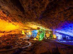 Surprise Cave, Halong Bay, Vietnam - Andrei Duman