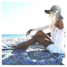 beach vibes #boho