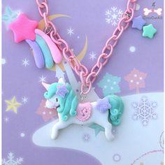 fairy kei cutecankill necklace