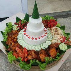 Indonesian Recipes, Indonesian Food, Thai Restaurant, Bento, Allrecipes, Food Art, Asia, Food And Drink, Cake