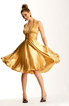 Short and cool prom dress 9105 from Clarisse