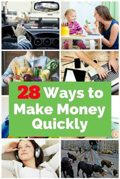 Your Ultimate Guide on How To Save & Earn Money | 28 Ways to Make Money Quickly - The Budget Diet