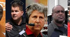 Top 5 CFB coaches in the hot seat: Charlie #Strong, Al #Golden, Mike #Leach, Mike #London and Randy #Edsall are each in need of wins and improved play.