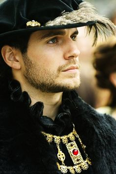 Excuse me while I go wipe the drool off my chin...Henry Cavill at his finest in The Tudors *sighs*