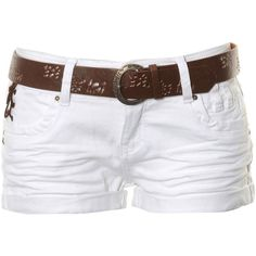 Could I get away with a 7 and 3 year old AND white shorts?? Hmm....