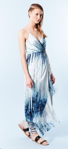 Spring, Summer & Beyond - discover why the #maxi dress is always in fine form.