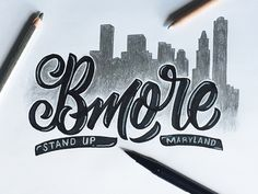 Bmore, Stand Up