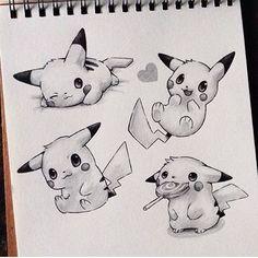 Cute Pikachu  By @tajijoseph _ @arts__gallery