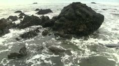 Nature Sounds 'Waves' on the Rocks Nature Gif, Nature Videos, Muir Beach, Nature Sounds, Sound Healing, Mind Body Soul, Relaxing Music, Sleep Sounds, Yoga Meditation