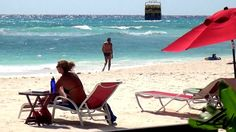 Beautiful Beach   Playa del Carmen Mexico   YouTube