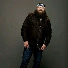 Willie from Duck Dynasty.I do have a crush in him! I don't care I'm embracing my inner hick! Willie Robertson, Robertson Family, Duck Dynasty Family, Duck Commander, Quack Quack, Country Men, Duck Tape, Favorite Tv Shows, Handsome