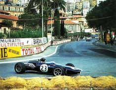 Dan Gurney - Eagle Gurney-Weslake V12 - Monaco GP 1967