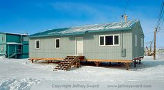 Barrow Alaska Photograph by Jeffrey Sward