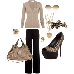 Confused whether it's for work or play, but take away a few of the accessories and it's perfect!