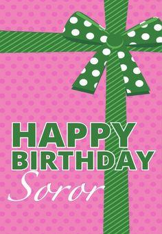 Aka Sorority Gifts, Sorority Quotes, Alpha Kappa Alpha Sorority, Sorority Life, Happy Birthday Meme, Happy Birthday Images, Birthday Messages, Aka Founders, Happy Founders Day