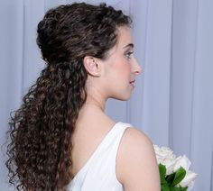 Amazing 1000 Images About Curly Hair On Pinterest Curly Hair Curls Hairstyles For Women Draintrainus