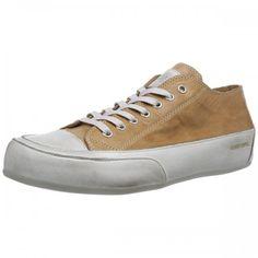 Billig Candice Cooper Shoes Unisex 34-45 Khaki Sneakers