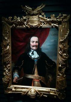 Michiel de Ruyter, Ferdinand Bol,1667,  Zeeuws Museum in Middelburg.