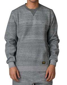 #FashionVault #g-star #Men #Tops - Check this : G-STARENS Grey Clothing / Sweatshirts for $120 USD