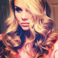 Only thin haired girls can dream of their hair to look like this #thinhairprobz