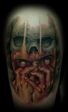 Tatuagem Macabra 2