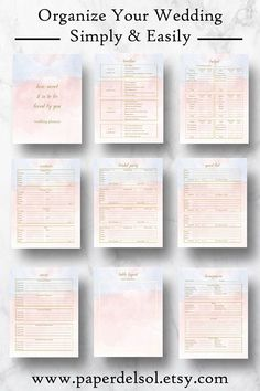Top  Wedding Planning And Budget Checklists  Wedding Planning