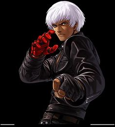 By snk_neogeo_forever: K' Dash (Project NKD) K Dash, Snk King Of Fighters, Character Poses, Character Design, Beat Em Up, Neo Geo, K Wallpaper, Ayato, Madara Uchiha