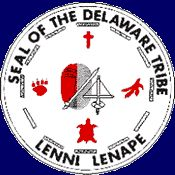 Lenni Lenape Indians lived in NJ and the Delaware Valley region  before the English settlers came