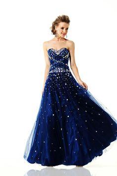 KASEY J. Starry Night Dress