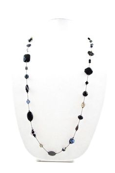 Hey, I found this really awesome Etsy listing at https://www.etsy.com/listing/209819603/swarovski-necklace-with-mixed-beads