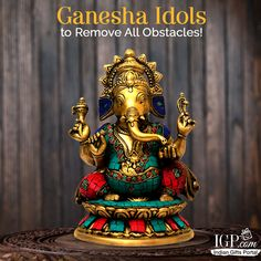 God Idol is a gift filled with positivity and auspiciousness! Pick one #GiftGodIdols