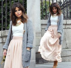 Think Pink (by Sara E.) http://lookbook.nu/look/3180609-Think-Pink