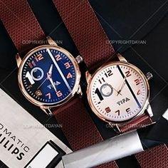 ساعت مچی tifa  قیمت محصول: 25000 تومان لینک توضیحات بیشتر و خرید : http://ift.tt/1XOqyUR
