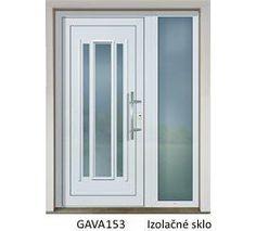 GAVA 153 Biela vstupné dvere Bathroom Medicine Cabinet, Lockers, Locker Storage, Furniture, Home Decor, Doors, Decoration Home, Room Decor, Locker