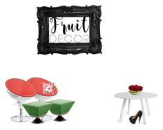 """""""WaterMelon"""" by angleighgab on Polyvore featuring interior, interiors, interior design, home, home decor, interior decorating, Dot & Bo, Blu Dot, Pier 1 Imports and Christian Louboutin"""