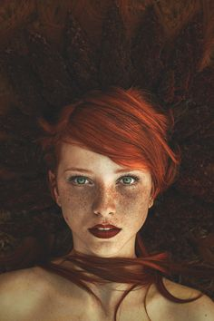 Asima Sefic by Maja Topcagic, redhead, freckles, portrait Beautiful Redhead, Beautiful Eyes, Beautiful People, Beautiful Freckles, Beautiful Women, Beautiful Gorgeous, Foto Portrait, Portrait Photography, Digital Photography